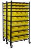 防静电零件盒货架|零件盒架