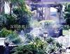 广东阳江公园喷雾降温