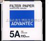 5A110Advantec定量滤纸 东洋5A110