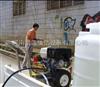MO27/15 G高压水清洗台阶上的污渍/墙砖清洗高压清洗机