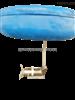 FQJB2.2/8浮筒潜水搅拌机,不锈钢
